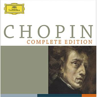 The Complete Chopin Edition (17CD)