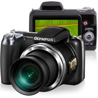 Olympus Traveller SP-810 UZ Preto