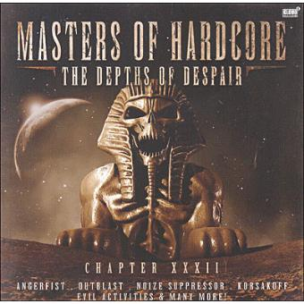 Masters Of Hardcore..