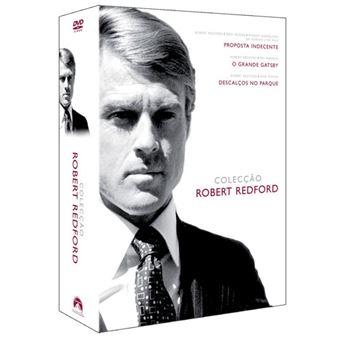 Colecção Robert Redford - DVD