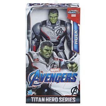 Figura Avengers Titan Hero Deluxe Hulk - Hasbro