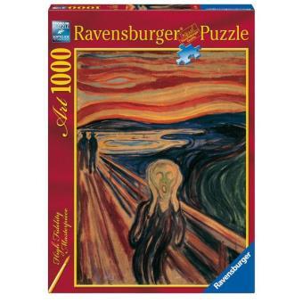 Puzzle Edvard Munch, O Grito - 1000 Peças