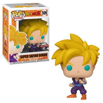Funko Pop! Dragon Ball Z: Super Saiyan Gohan - 509