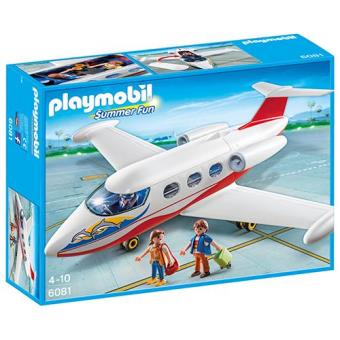 Playmobil Summer Fun 6081 Avião de Férias