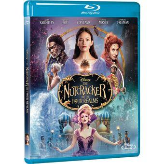 The Nutcracker and the Four Realms | Quebra-Nozes e os 4 Reinos - Blu-ray Importação