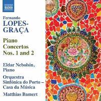 Lopes-Graça   Concertos para Piano nº 1 & 2
