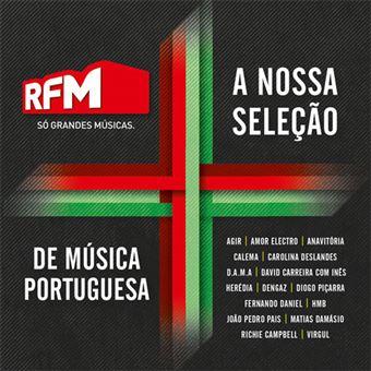 RFM - A Nossa Seleção - CD
