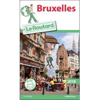 Guide Le Routard - Bruxelles 2018