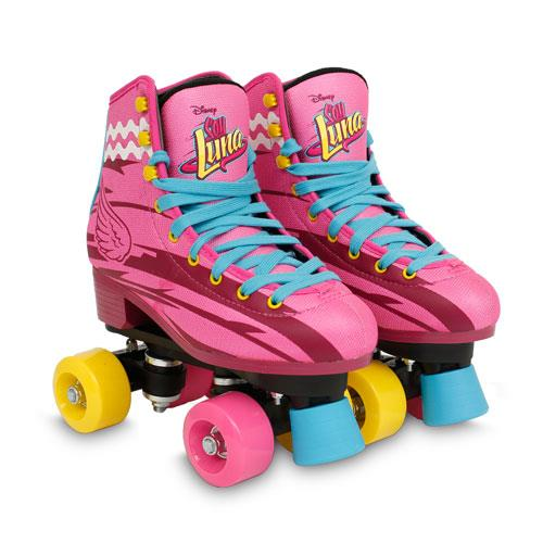 Soy Luna Patins Roller (Tamanho 30-37) - Patins - Skates e Trotinetas -  Compra na Fnac.pt db44f1eb74ea7