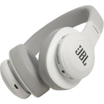 Auscultadores Bluetooth JBL E55BT - Branco