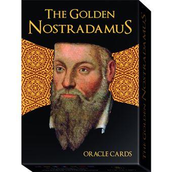 The Golden Nostradamus Oracle Cards