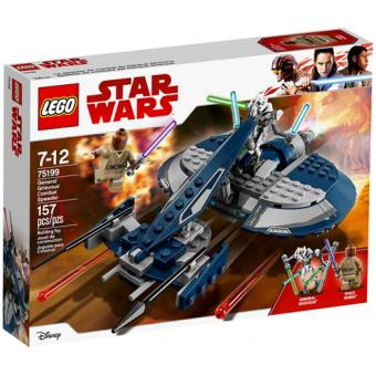 LEGO Star Wars +Speeder de Batalha do General Grievous