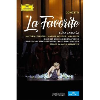 Donizetti: La Favorite (2DVD)
