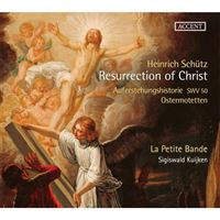 Schütz: Resurrection Of Christ - CD