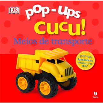 Pop-Ups Cucu!: Meios de Transporte