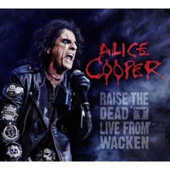Raise the dead (BD+CD)
