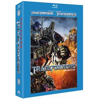 Pack Transformers + Transformers Retaliação - 2 Blu-ray