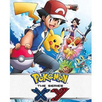 """Pokémon - Mini Poster """"XY"""""""