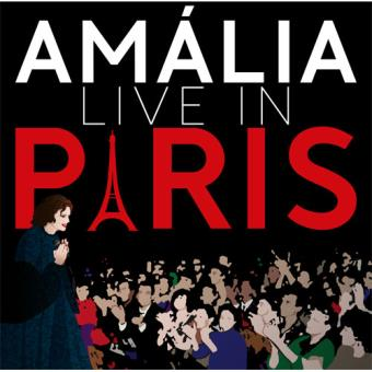 Live in Paris - CD