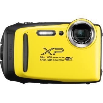 Fujifilm FinePix XP130 - Amarelo