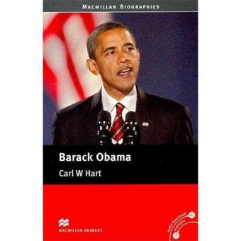 Macmillam Readers: Intermediate - Barack Obama