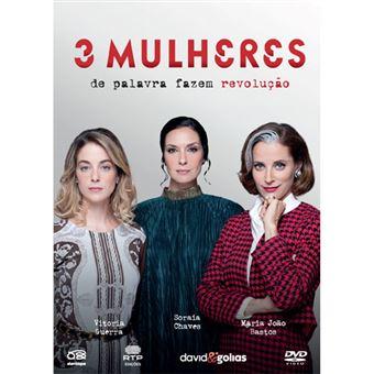 3 Mulheres - Season 1 - 4DVD