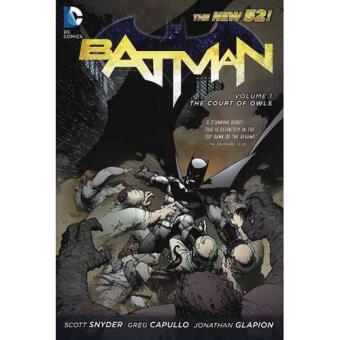 Batman - Book 1: The Court of Owls