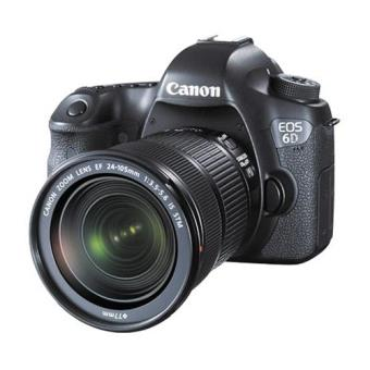 Canon EOS 6D + EF 24-105mm f/3.5-5.6 IS STM
