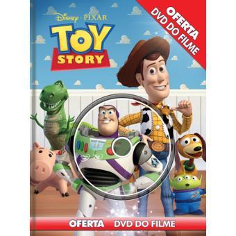 Toy Story - Os Rivais (Livro + DVD)