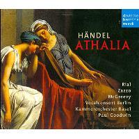 Handel-athalia (2cd)
