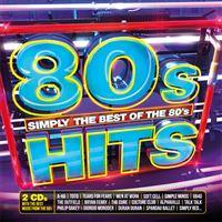 80's Hits - 2CD