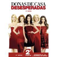 Donas de Casa Desesperadas - 5ª Temporada / Parte 2 - DVD