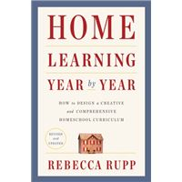 Home learning year by year, revised