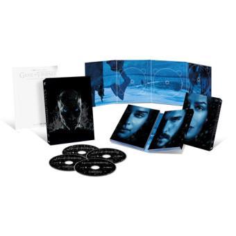 Guerra dos Tronos 7ª Temporada - DVD - Edição Digipack - Game of Thrones Season 7