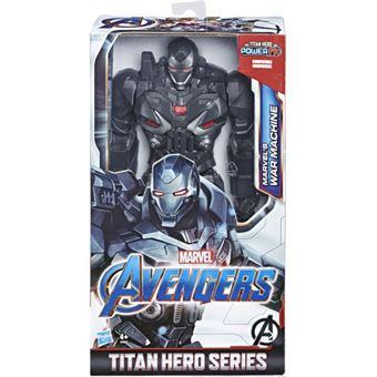 Figura Avengers Titan Hero Deluxe War Machine - Hasbro