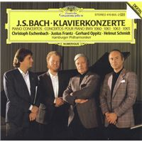 Bach: Piano Concertos - CD