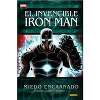 Invencible iron man 6-miedo encarna