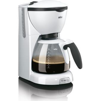 Braun Máquina Café Filtro Pure Aroma KF520