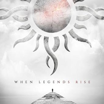When Legends Rise - CD