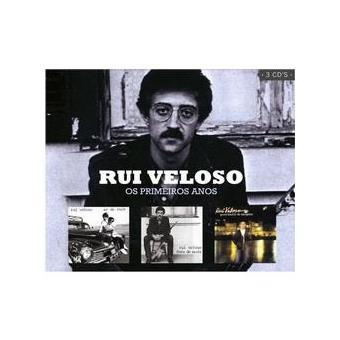 Rui Veloso: Os Primeiros Anos (Box 3CD)