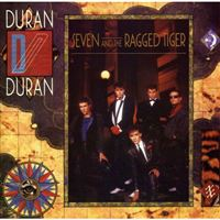 Seven and The Ragged Tiger - CD