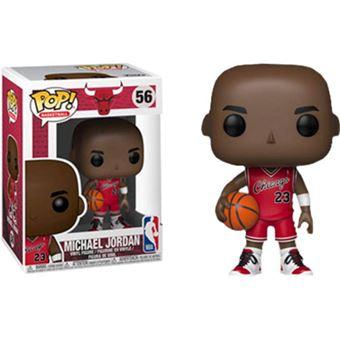 Crítico Mentalidad Leyes y regulaciones  Funko Pop! NBA Basketball: Michael Jordan - Chicago Bulls Rookie ...