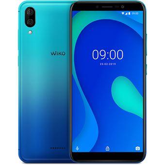 Smartphone Wiko Y80 - 32GB - Gradient Bleen