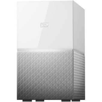 Disco Externo Western Digital My Cloud Home Duo 6TB NAS Server