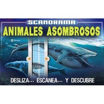 Scanorama-animales asombrosos