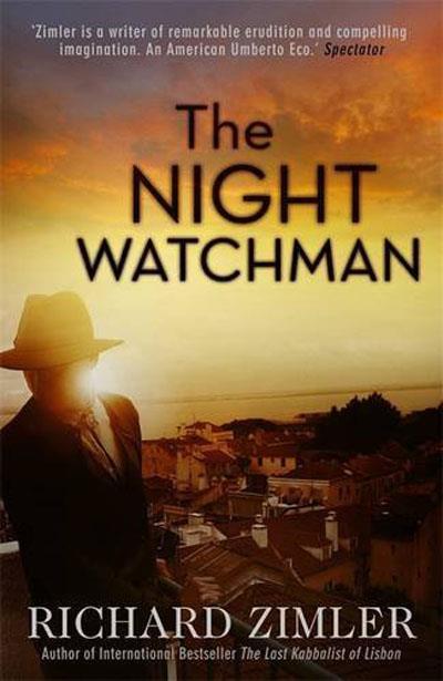 Resultado de imagem para the night watchman richard zimler