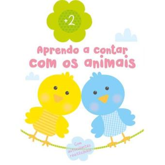 Aprendo a Contar com os Animais