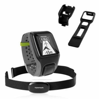 Tomtom Relogio Multi Sport Gps Hrm Bike Mount Sensor