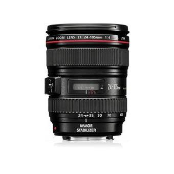 Canon Objetiva EF 24-105mm f/4L IS USM