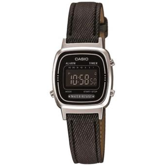 Casio Relógio Collection LA670WEL-1BEF (Prateado)